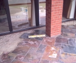 047 Outside Porch Indian Slate
