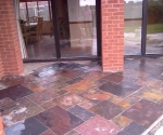 049 Outside Porch Indian Slate