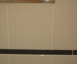 037 Bathroom Glazed Porcelain Glass Border