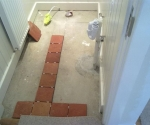 038 Hand Made Terracotta Floor Tiles